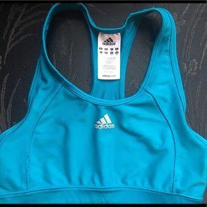 Ladies ADIDAS Sports bra. Size L.
